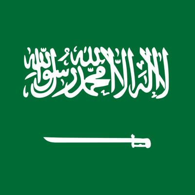 flaga arabia saudyjska
