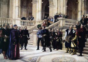 Franciszek Józef I we Lwowie, r. 1880