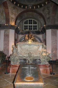 Podziemia Klasztoru Kapucynów