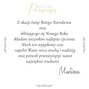 Marlena - Blog Swedish Princesses