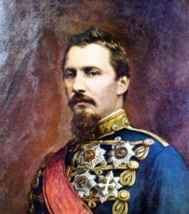 Aleksander Jan I Cuza     1859 - 1866